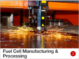 Fuel Cell Manufacturing & Processing