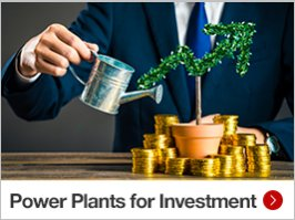 Power Plants for Investment